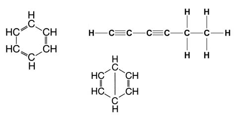 Benzol: Ermittlung der Strukturformel